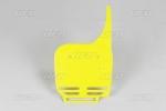 Přední číslová tabulka  RM 60 03-04-102-žlutá RM 02-