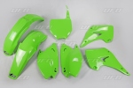 Sada plastů UFO KX 2T 2005-026-zelená KX org.
