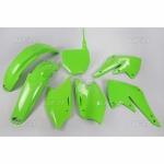 Sada plastů KXF 250 05-026-zelená KX org.