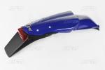 Zadní blatník enduro HVA-087-modra husaberg