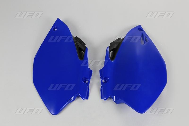 Bočnice YZ 250/450 4T 06-089-modrá