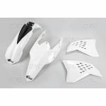 Sada plastů KTM EXC 2009-2010-047-bílá KX