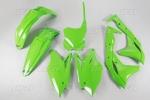 Sada plastů UFO KXF 250 2018-026-zelená KX org.
