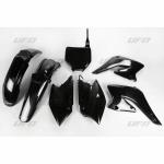 Sada plastů UFO RMZ 250 04-06-001-černá