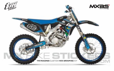 Design 243 - TM MX 250  2015 - 2021, TM MX 450  2015 - 2021
