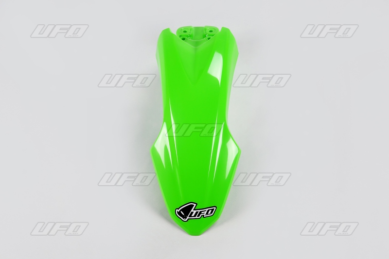 Přední blatník Kawasaki-026-zelená KX org.