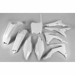 Sada plastů CRF 250 14-17, CRF 450 13-16 USA version-041-bílá