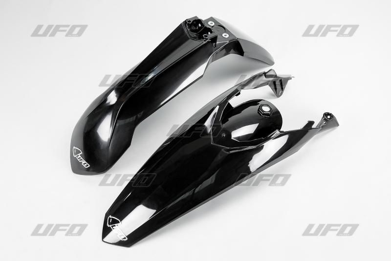 Sada blatníků KTM SX-SXF 2013-2015-001-černá
