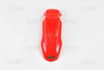 Přední blatník-070-červená Honda