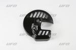 Kryt přední kotoučové brzdy-001-černá