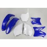 Sada plastů UFO YZ 125-250 -999-OEM standartní barvy