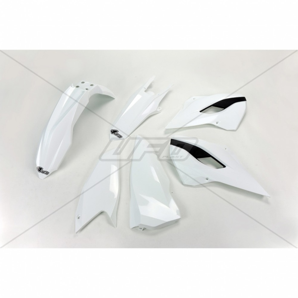 Sada plastů  TE-FE 125-250-300-350-450 2014