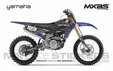 Design 202 - Yamaha YZF 450  2018 - 2021, Yamaha YZF 250  2014 - 2017, Yamaha YZF 450  2014 - 2017