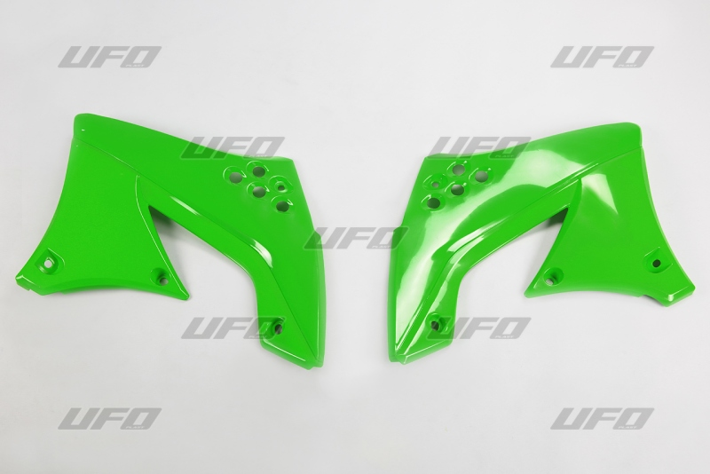 Spoiler dvoubarevný-026-zelená KX org.