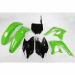 Sada plastů UFO KXF 250 2008-999-OEM standartní barvy