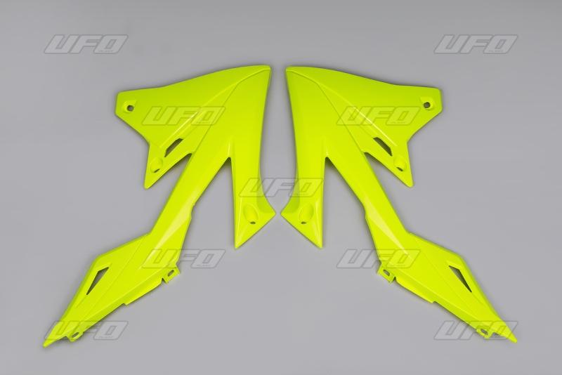 Spoiler-DFLU-neon/žlutá