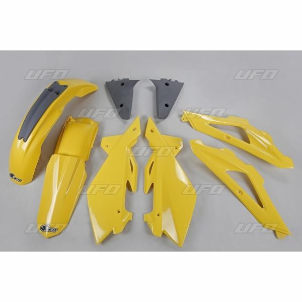 Sada plastů HVA 4T 05-06-103-žlutá HVA