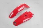 Sada blatníků CRF 230 2015-2016-070-červená Honda
