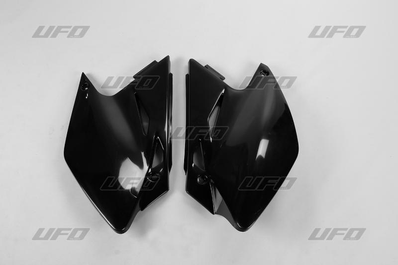 Bočnice  KX 450F 06-001-černá