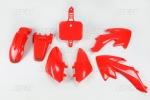 Sada plastů CRF 50 04--070-červená Honda