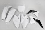 Sada plastů RMZ 250 2011-041-bílá