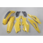 Sada plastů HVA CR 2T 06-103-žlutá HVA