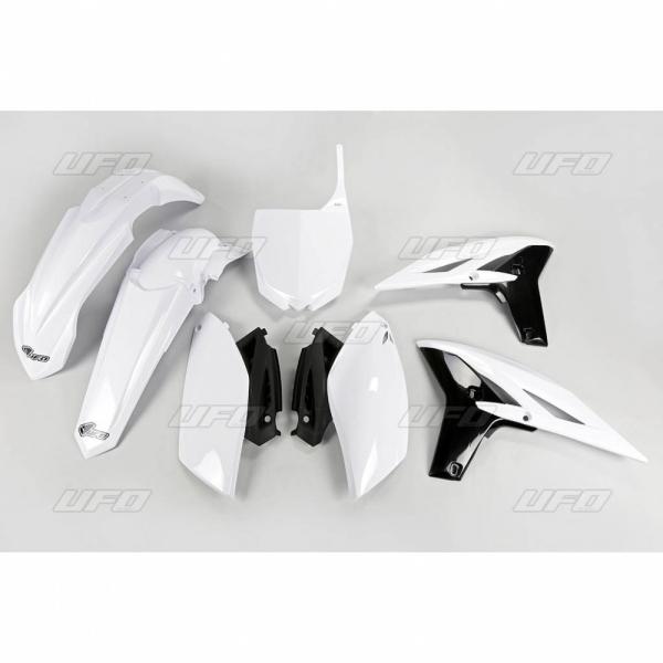 Sada plastů YZF 250-046-bílá Yamaha