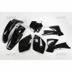 Sada plastů UFO SX/SXF 01-02-001-černá