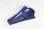Zadní blatník enduro s LED světlem -087-modra husaberg