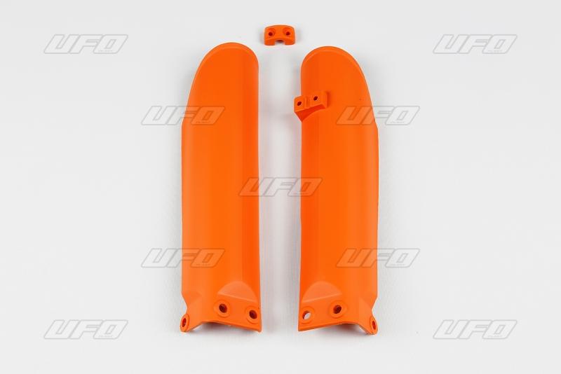 Chránič přední vidlice KTM 85-127-oranžová (03-)