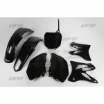 Sada plastů UFO YZ 125-250 02-05-001-černá