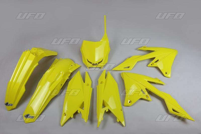 Sada plastů RMZ RMZ 450 2018-102-žlutá RM 02-