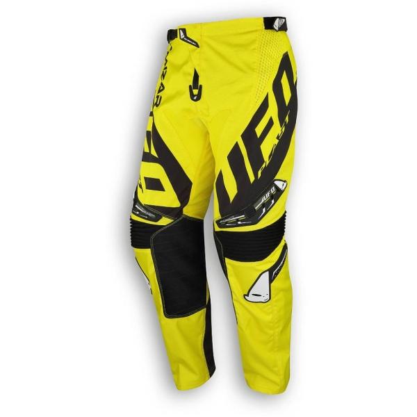 Kalhoty UFO Plast Mizar-D-žlutá