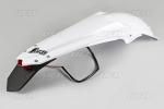 Zadní blatník enduro-046-bílá Yamaha