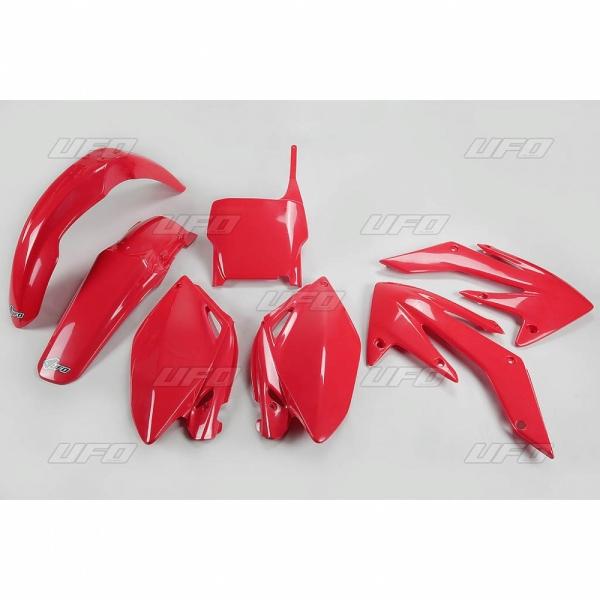 Sada plastů CRF 250 06-07-070-červená Honda