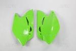 Bočnice  KX 450F 06-026-zelená KX org.