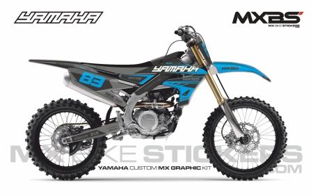 Design 186 - Yamaha YZF 450  2018 - 2021