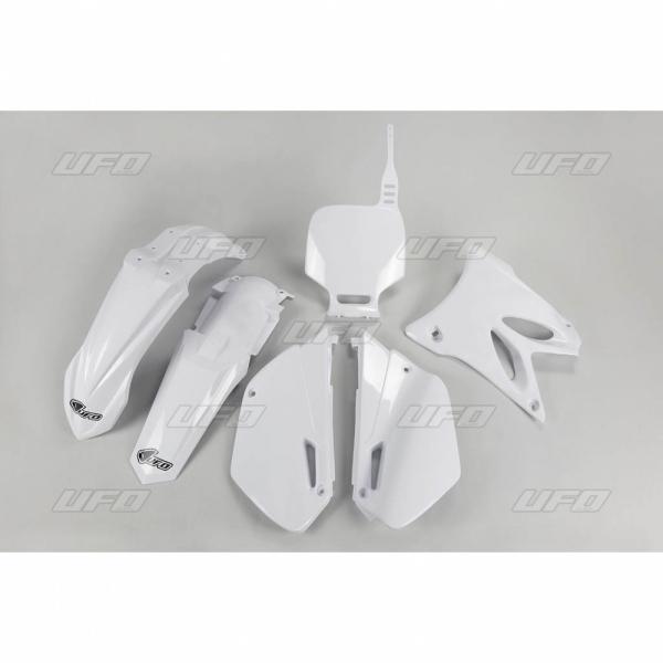 Sada plastů Restyling YZ 85 2002-2012-046-bílá Yamaha