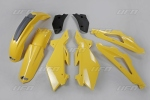 Sada plastů HVA CR 2T -103-žlutá HVA
