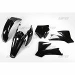 Sada plastů UFO KTM2T/4T 03-04-001-černá
