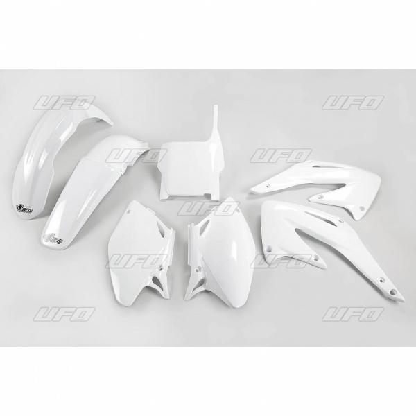 Sada plastů UFO CRF 450 2004-041-bílá