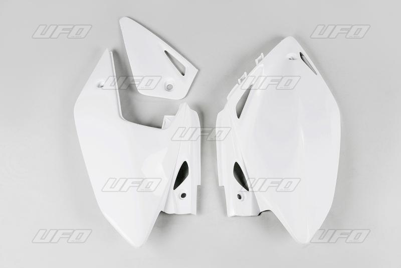 Bočnice CRF 450X 05-07-041-bílá