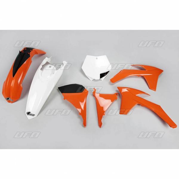 Sada plastů KTM SX 2011-999-OEM standartní barvy