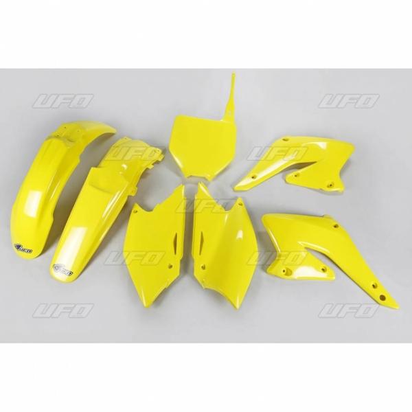 Sada plastů UFO RMZ 250 04-06-102-žlutá RM 02-
