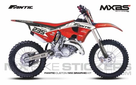 Design 212 - Fantic XE 125  2021 - 2021