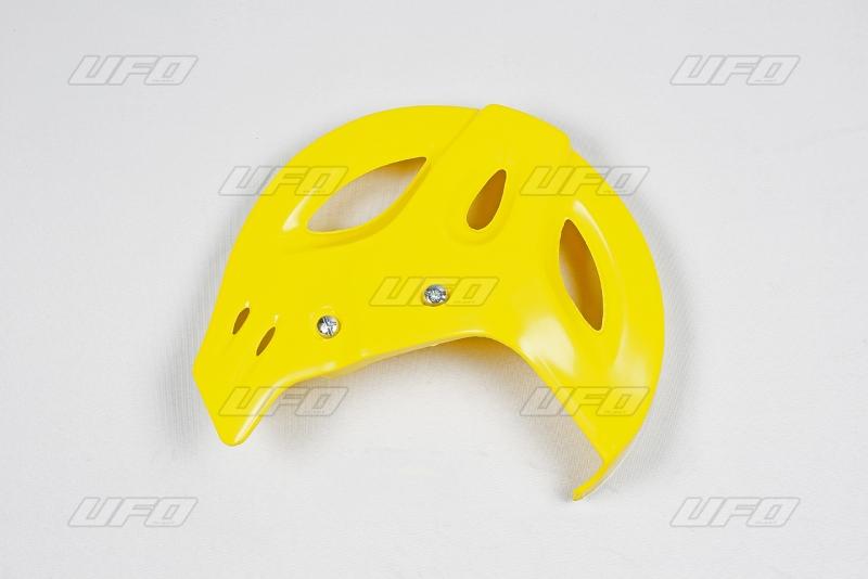 Kryt přední kotoučové brzdy-101-žlutá -2001