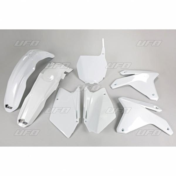 Sada plastů UFO RMZ 450 05-06-041-bílá