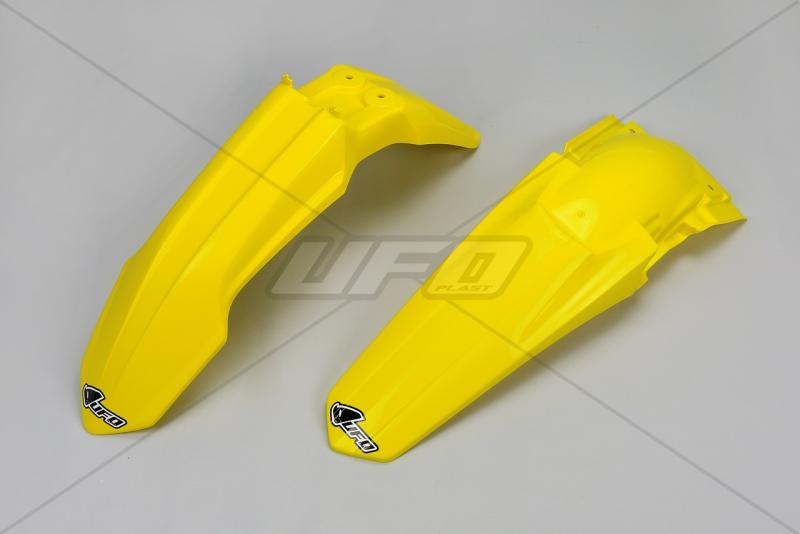 Sada blatníků RMZ 250 2013- 2017-102-žlutá RM 02-