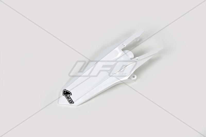 Zadní blatník enduro HVA 2014 HVA-041-bílá