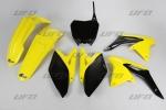 Sada plastů RMZ 250 2011-999-OEM standartní barvy
